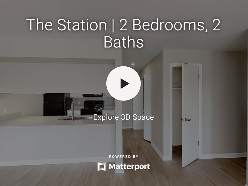 3D Virtual Tour of The Station Apartments