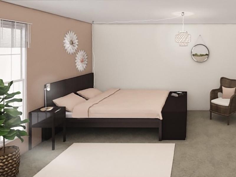 Bedroom - Rendering   Riviera Apartments in Northglenn, CO