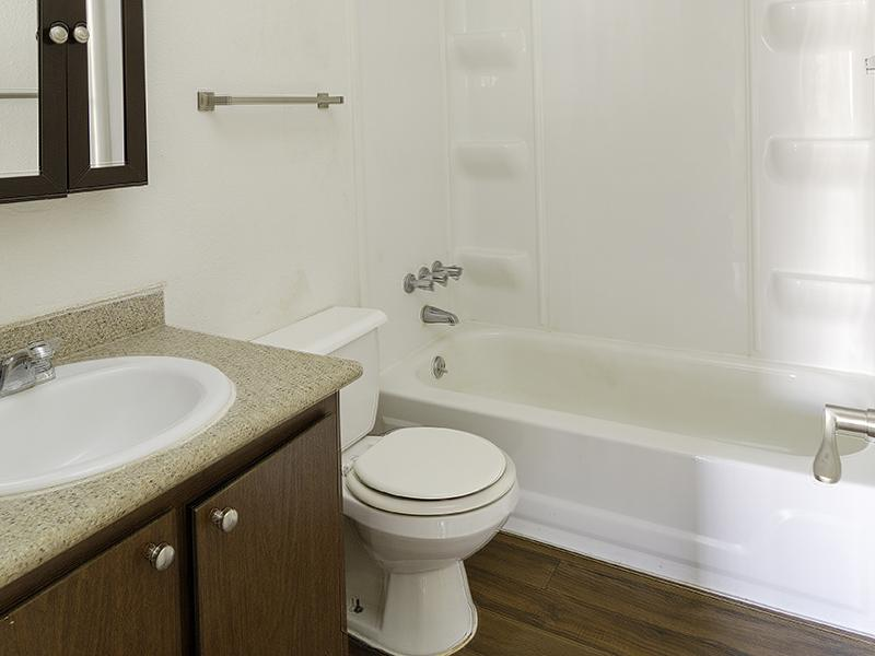 Bathroom | Sweetwater Heights Apartments