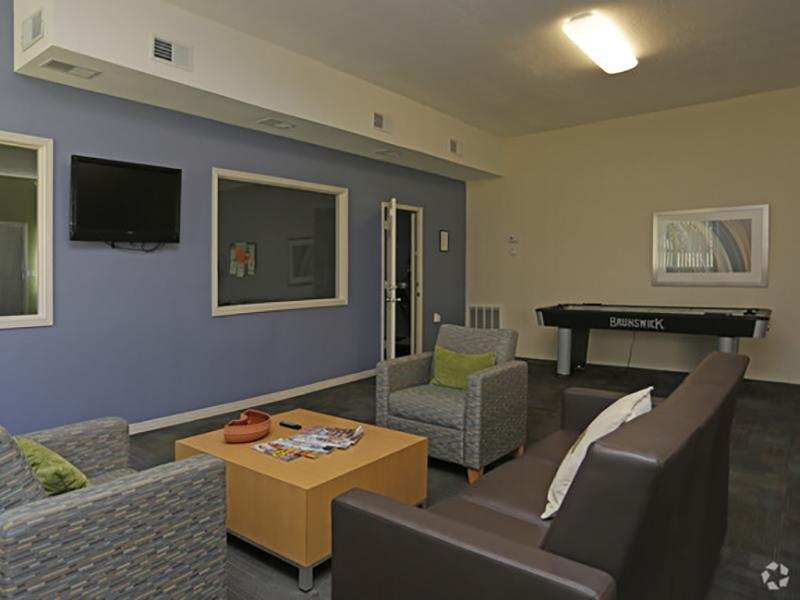 Clubhouse Interior | Sweetwater Heights