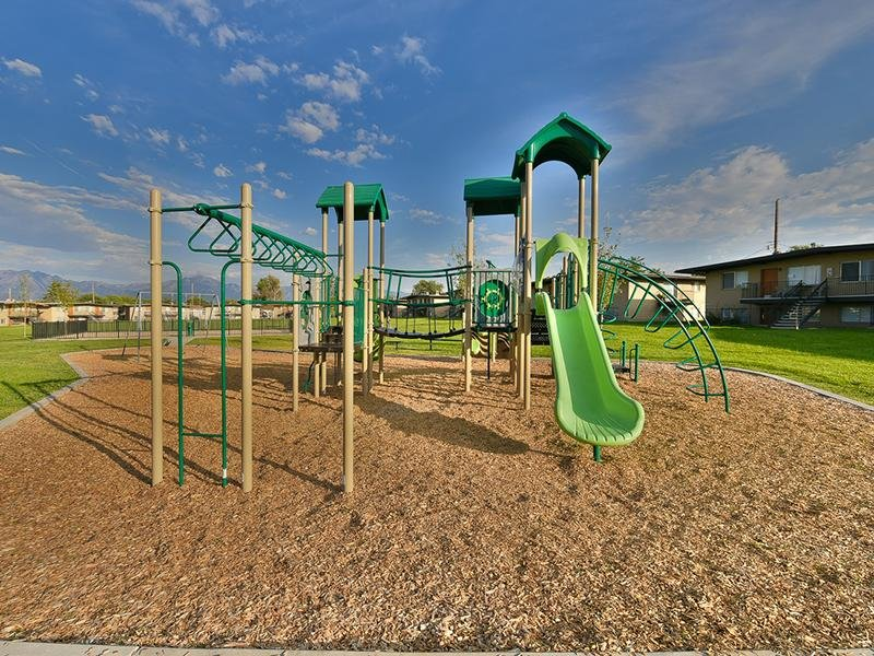 Playground | Family Friendly | Park Central Apts