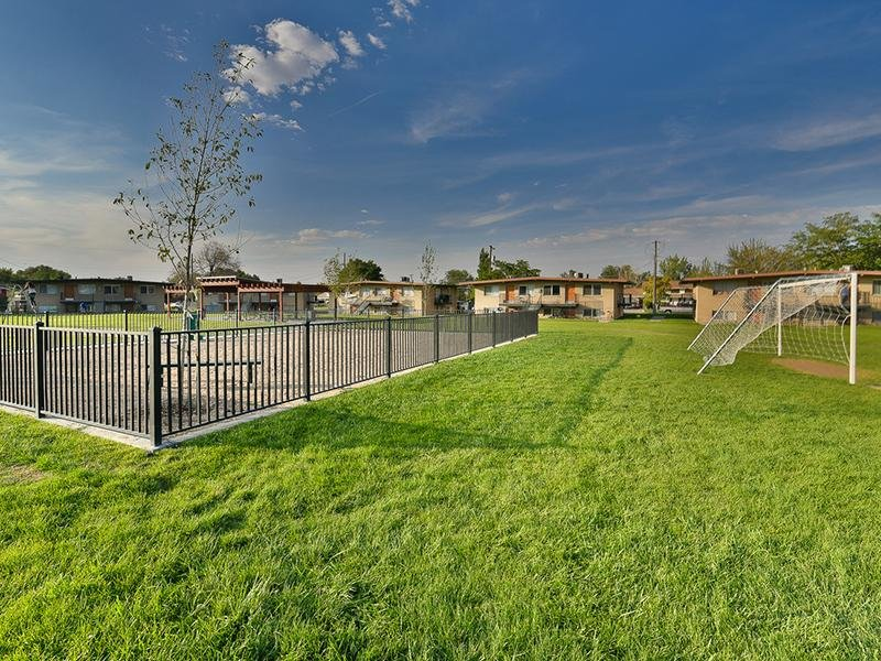 Dog Park | Pet Friendly Apartments | Park Central