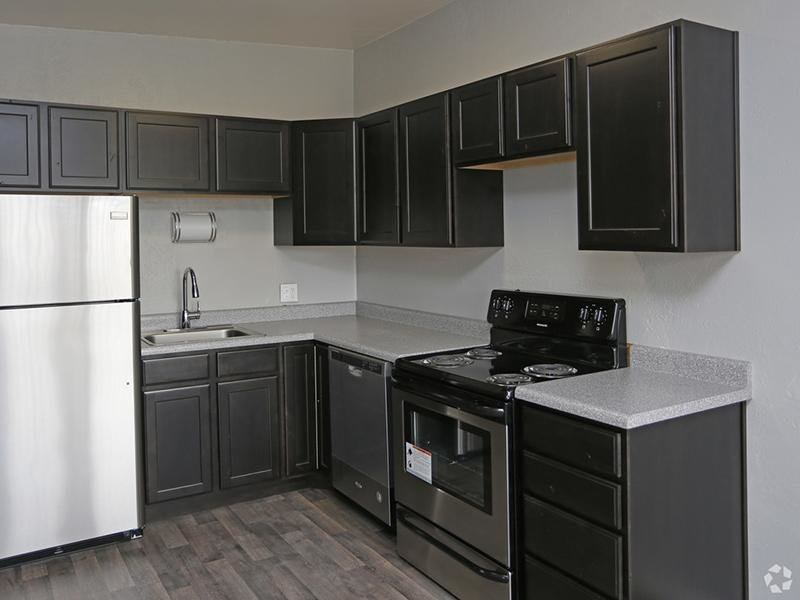 Kitchen | Stainless Steel Appliances | Utah