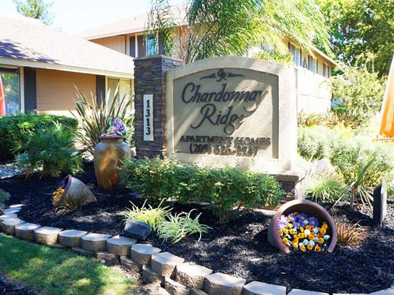 Welcome Sign | Chardonnay Ridge