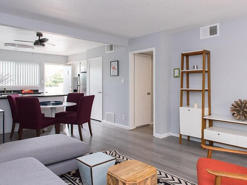 The Eleven Hundred Apartments in Sacramento, Ca