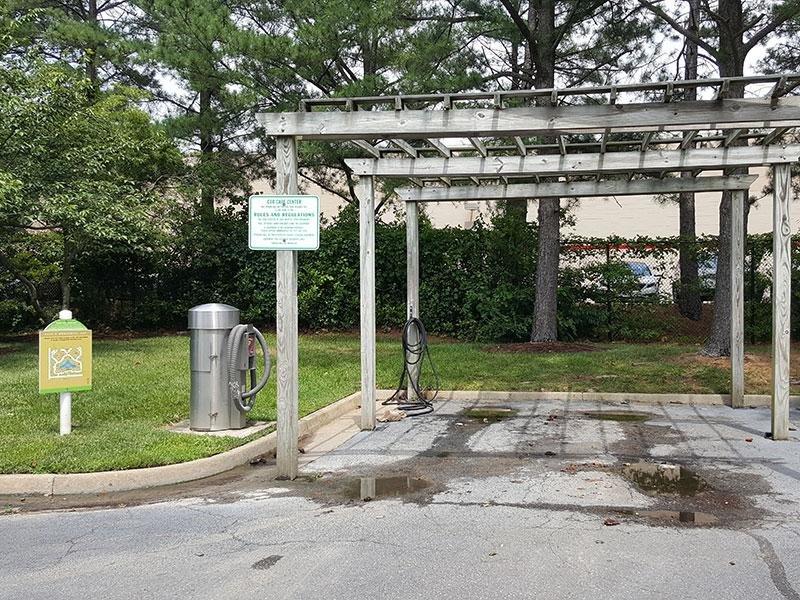 Car Wash | Apartments in Virginia Beach