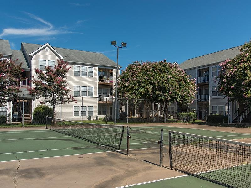 Tennis Courts | Latitudes Apartments