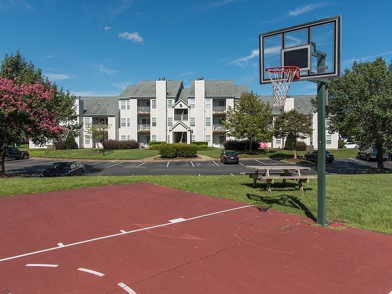 Basketball Court | Latitudes Apartments