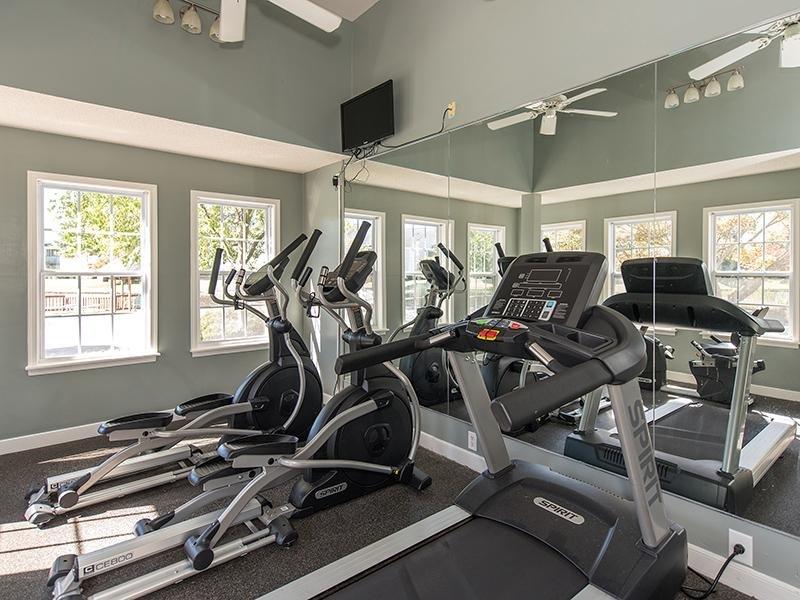 Fitness Center | Apartments in Virginia Beach