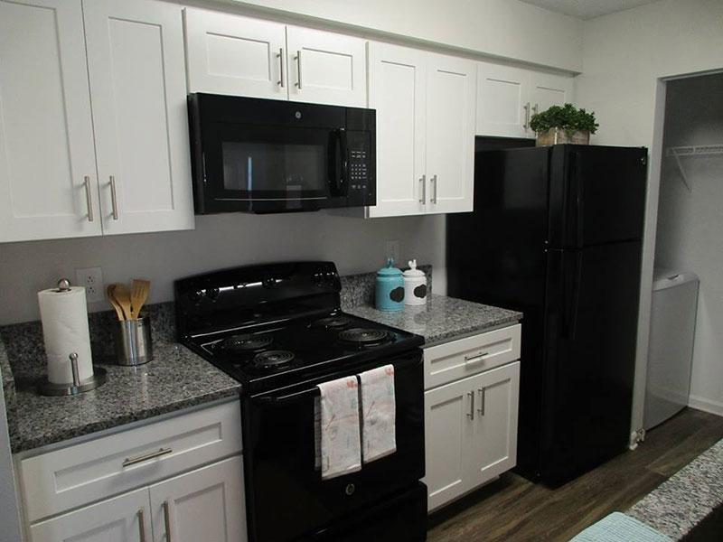Kitchen | Latitudes Apartments for Rent