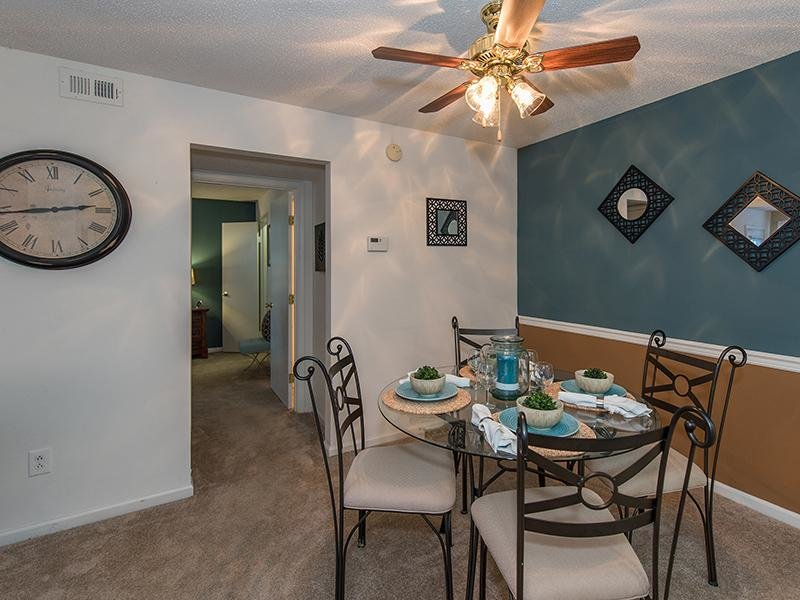 Dining Room | Apartments in Virginia Beach
