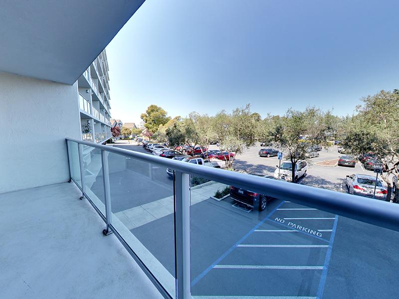 Balcony View | Panomar Apartments in Alameda, CA