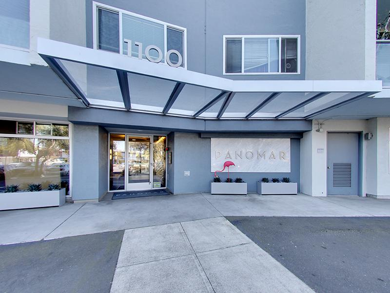 Entry | Panomar Apartments in Alameda, CA