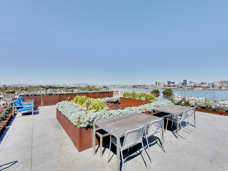 Roof View | Panomar Apartments in Alameda, CA