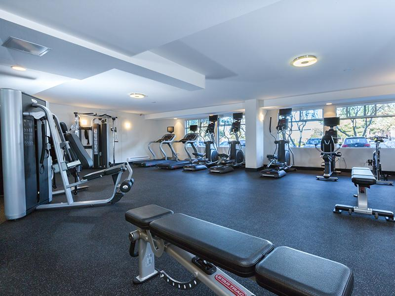 Fitness Center | Panomar Apartments in Alameda, CA