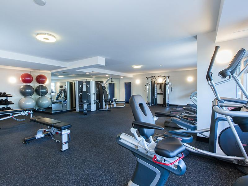 Fitness Center | Panomar Apts in Alameda, CA