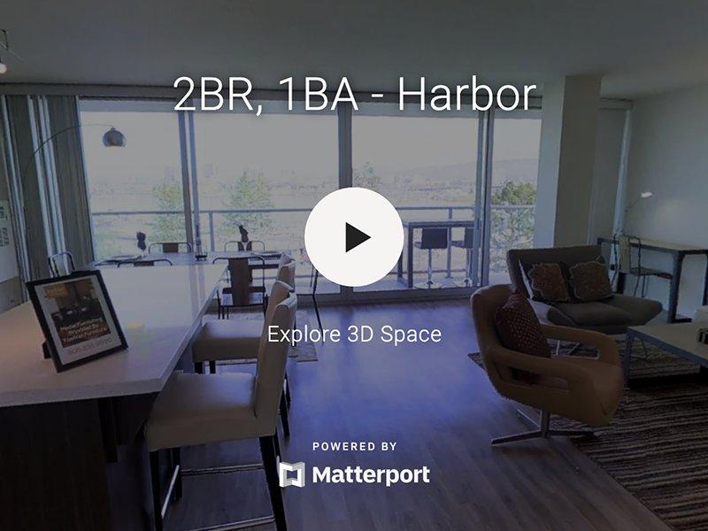 3D Virtual Tour of Panomar Apartments