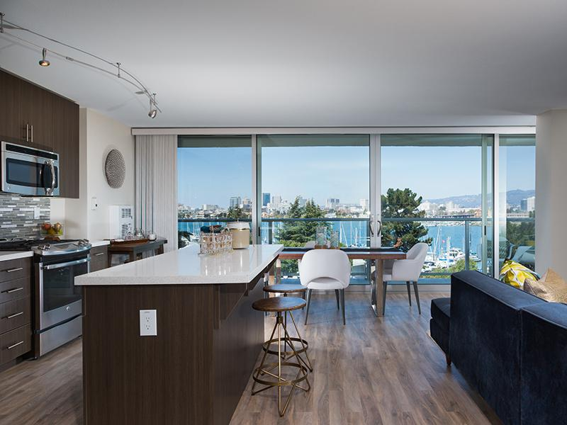 Kitchen | Apartments in Alameda, CA