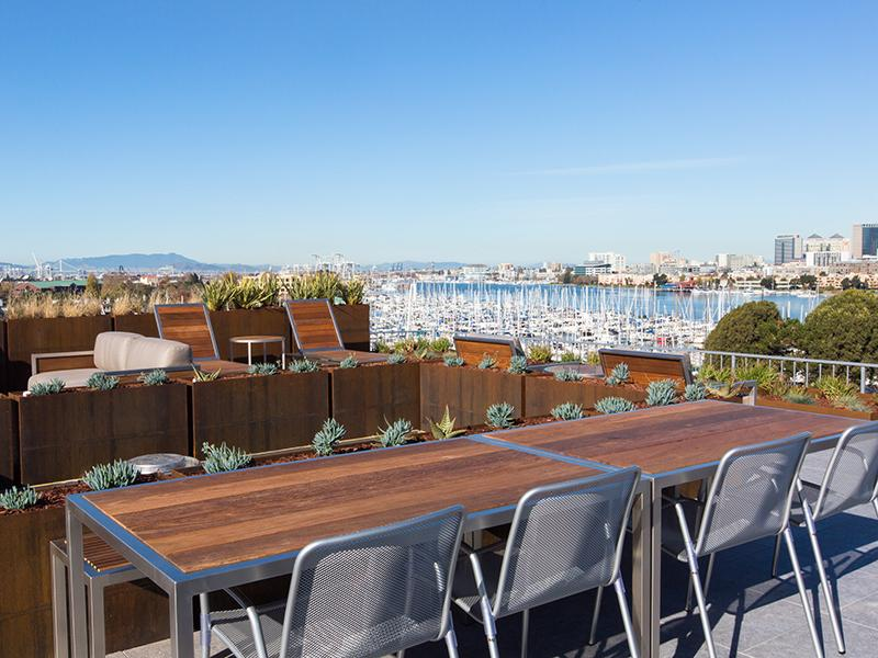 Rooftop Lounge | Panomar Apartments