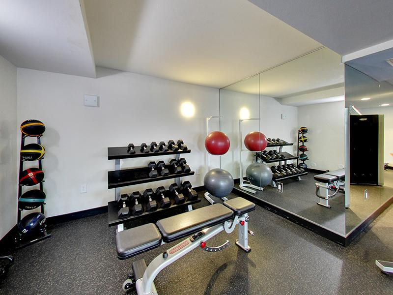 Dumbell Station | Panomar Apartments in Alameda, CA