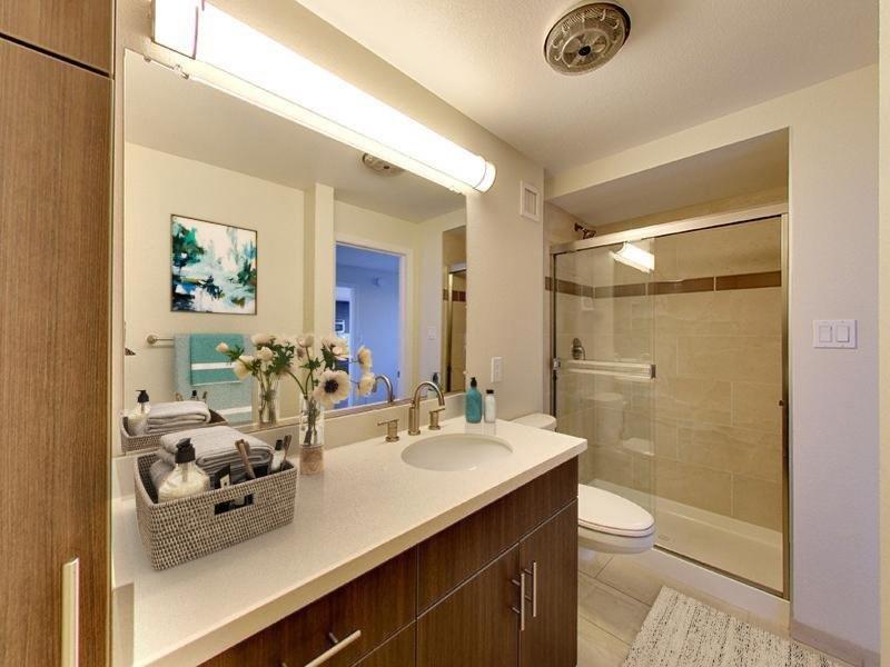 Bathroom | Panomar Alameda Apartments