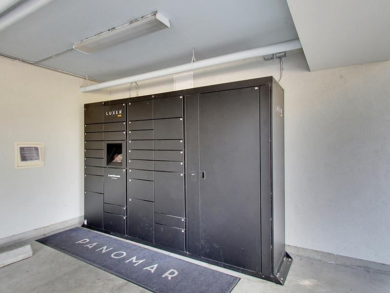 Storage Lockers | Panomar Apartments in Alameda, CA