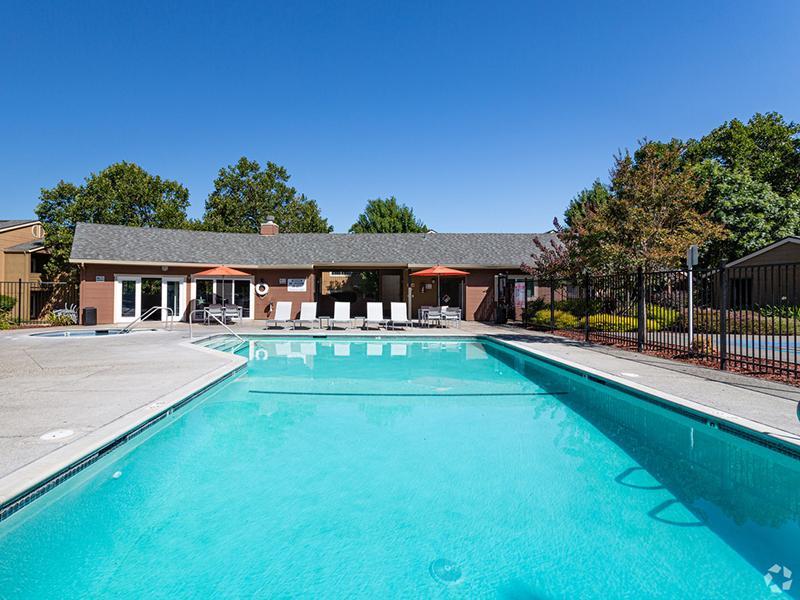 Swimming Pool | Spring Club Apartments