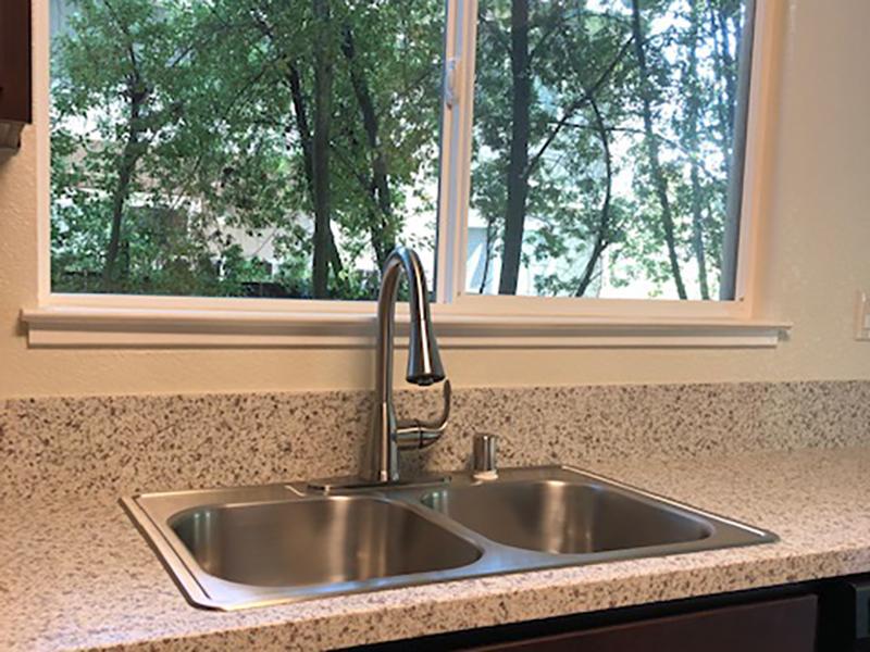 Granite Countertops | Spring Club Apartments