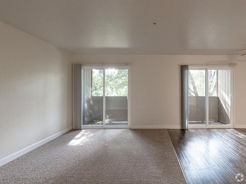 Living room | 2 Bedroom Flat | Spring Club