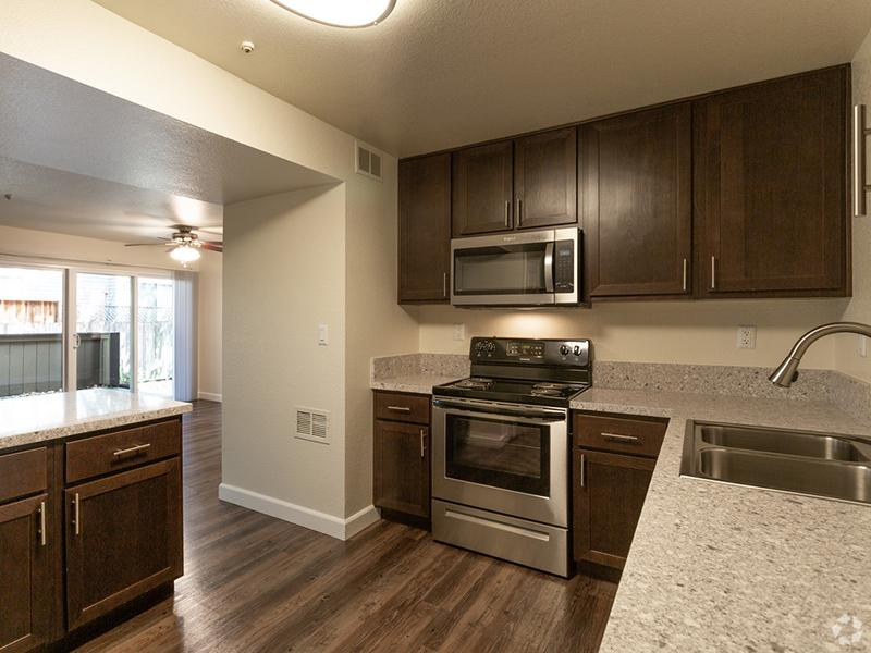 Fully Equipped Kitchen | Spring Club Apartments