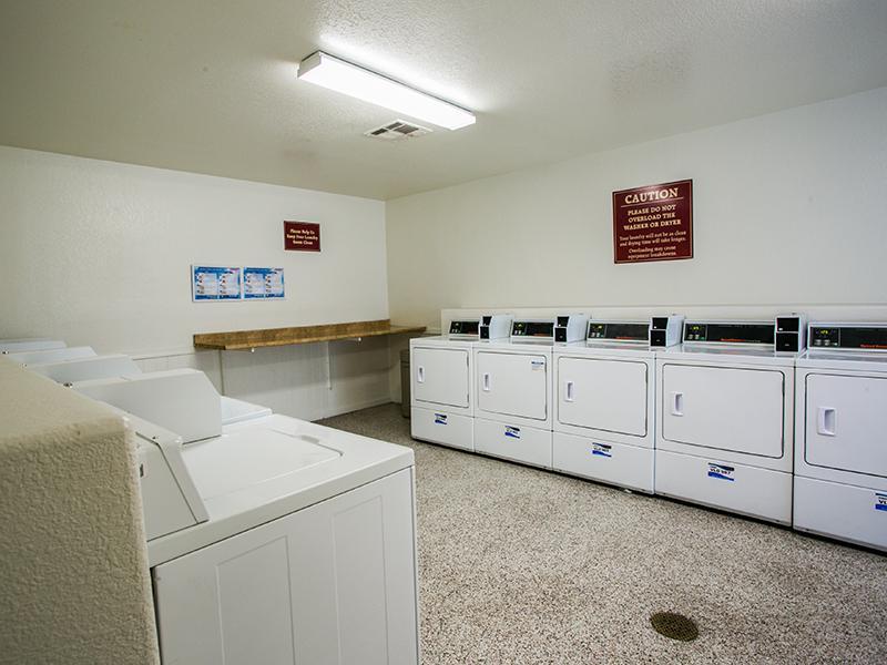 Laundry Facility | El Parque Villas in Las Vegas