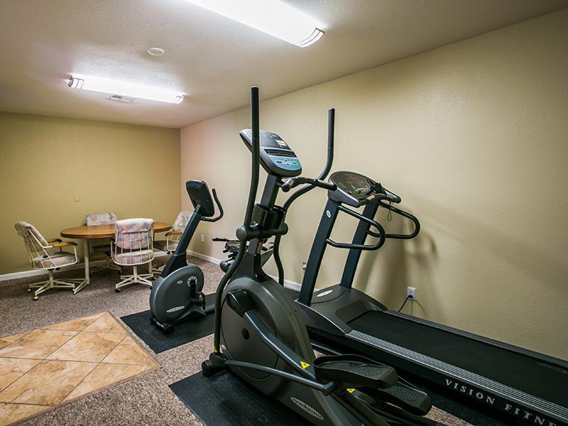 Fitness Center | El Parque Villas in Las Vegas