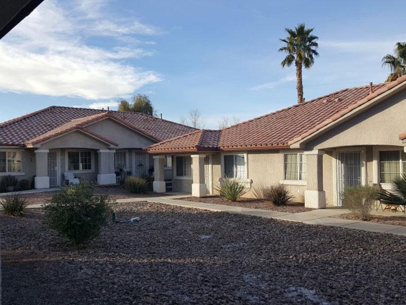 Sunrise Senior Village Apartments in Las Vegas, NV