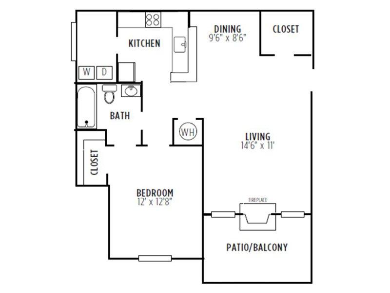 Kensington Crossing Apartments Floor Plan Cambridge