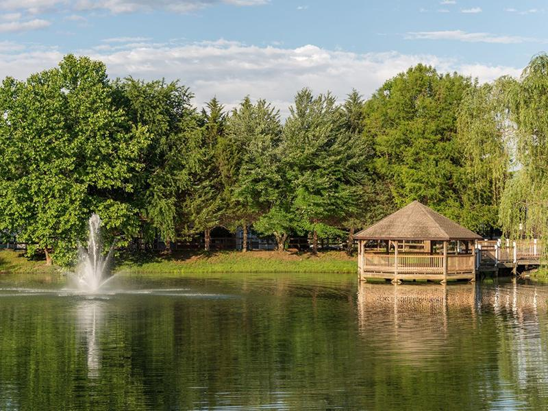 Pond | Gazebo | Kensington Crossing