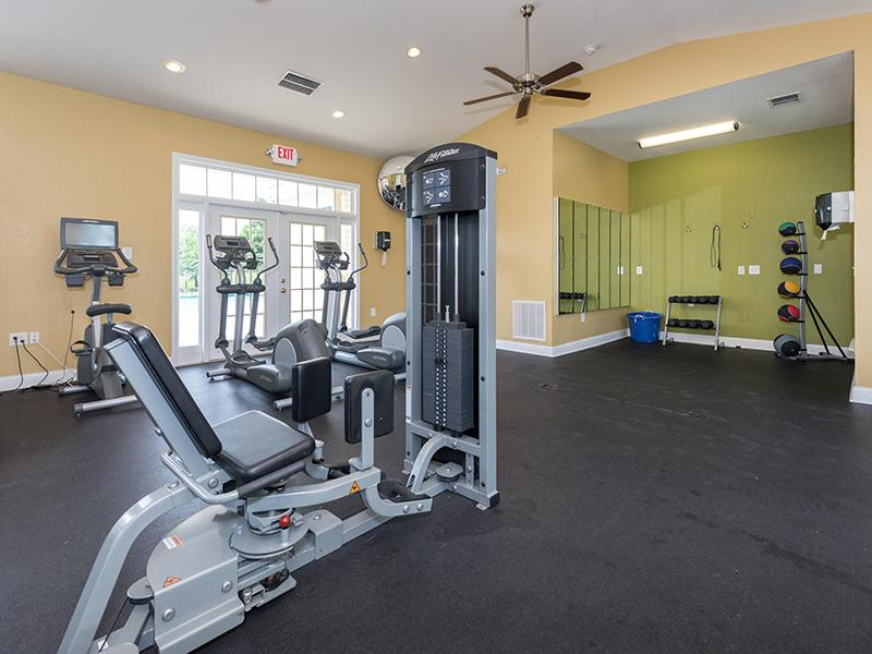 Gym | Kensington Crossing Apartments