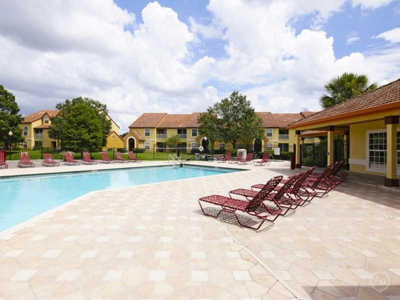 Swimming Pool | Lake Tivoli Apartments