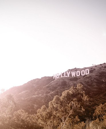 Hollywood Sign Hike nearby The Grand at 5746 Apartment Community