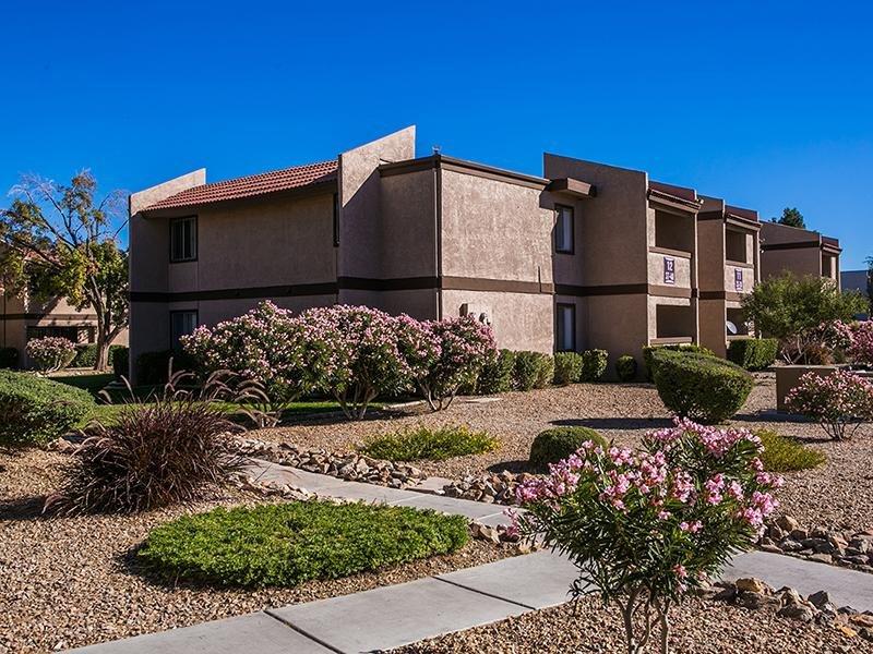 Tamarus Villas Exterior | Las Vegas, NV