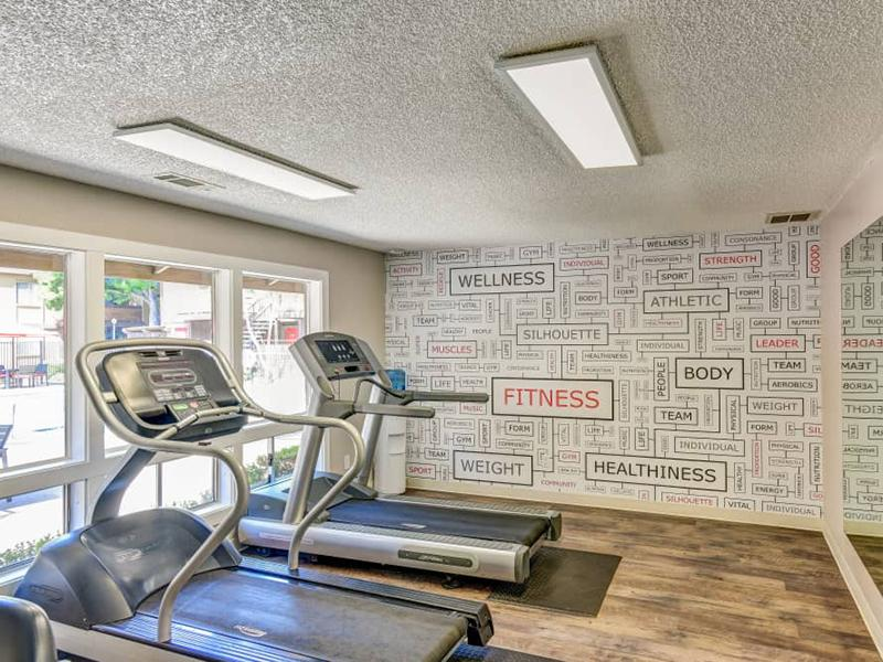 Fitness Center | Summerwood 94541 Apartments