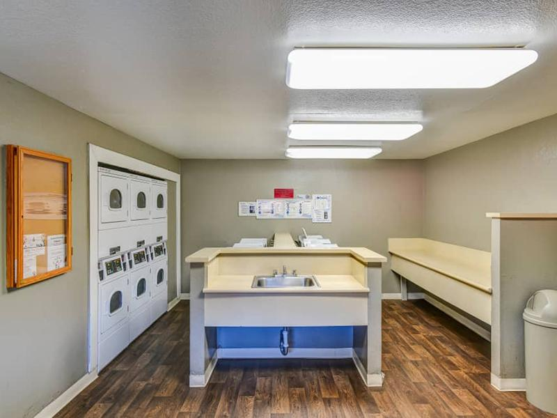 Laundry | Summerwood Apartments