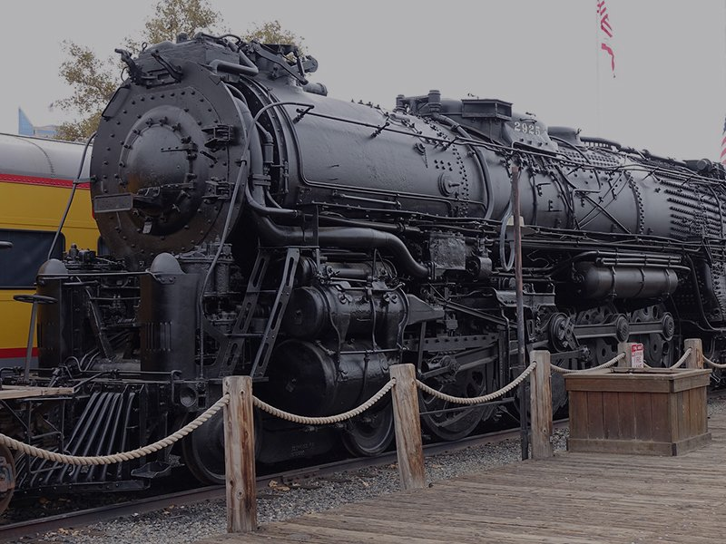 California State Railroad Museum nearby The Canopy Apartment Community