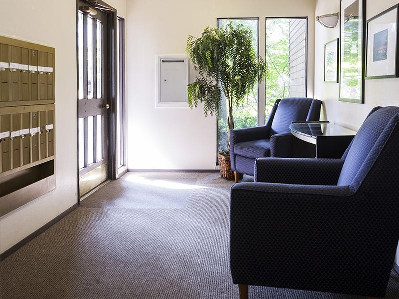 Front Lobby | The Magnolia Apartments