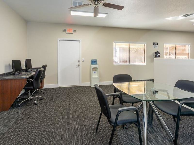 Business Center | Reno Villas in Las Vegas, NV
