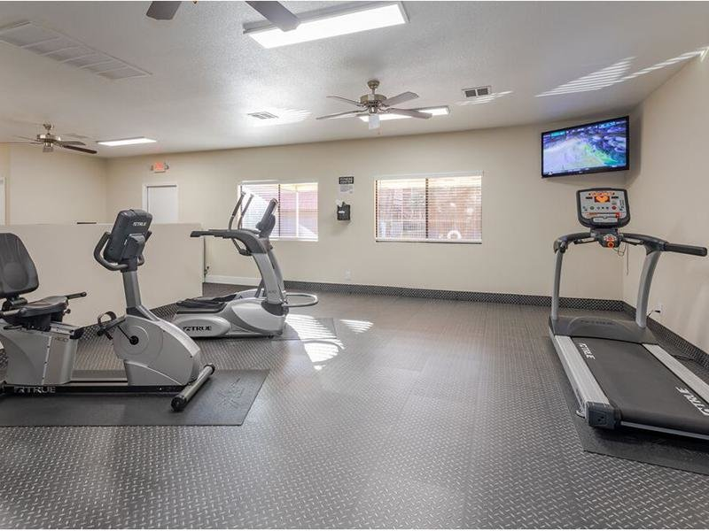 Gym | Reno Villas in Las Vegas, NV