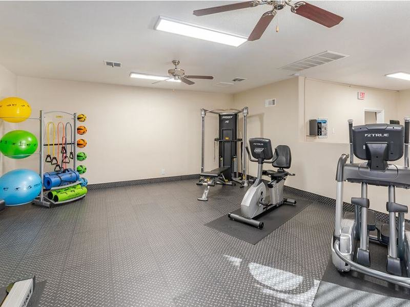Fitness Center | Reno Villas in Las Vegas, NV