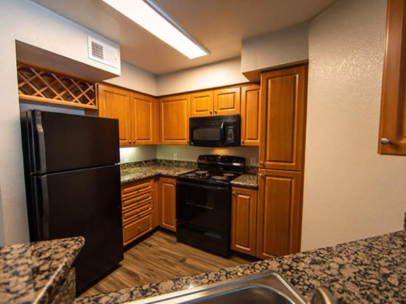 Fully Equipped Kitchen | Gloria Park Villas