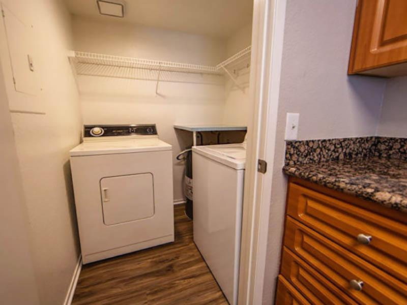 Washer & Dryer | Gloria Park Villas