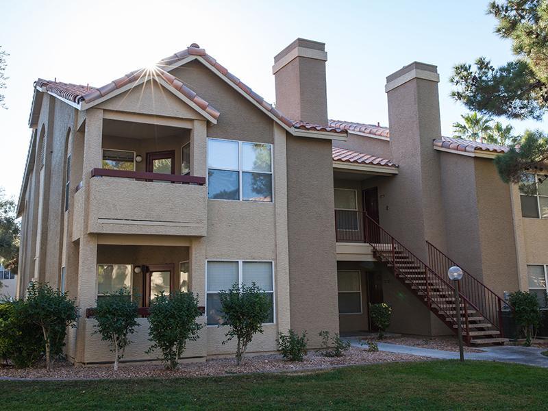 Exterior   Gloria Park Villas in Las Vegas, NV