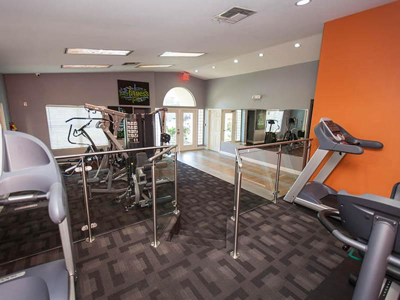 Fitness Center | Gloria Park Villas